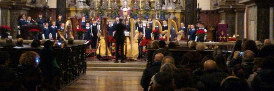 concerto parma Solidarietà e prevenzione. Grande successo a Parma per il concerto natalizio