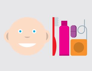 1 5 kit di igiene orale per bambini in affido