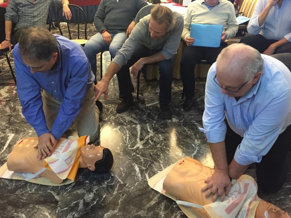 """esecutivo bls5 e1453903469870 """"Aiutiamo a salvare vite"""", già 230 colleghi certificati"""