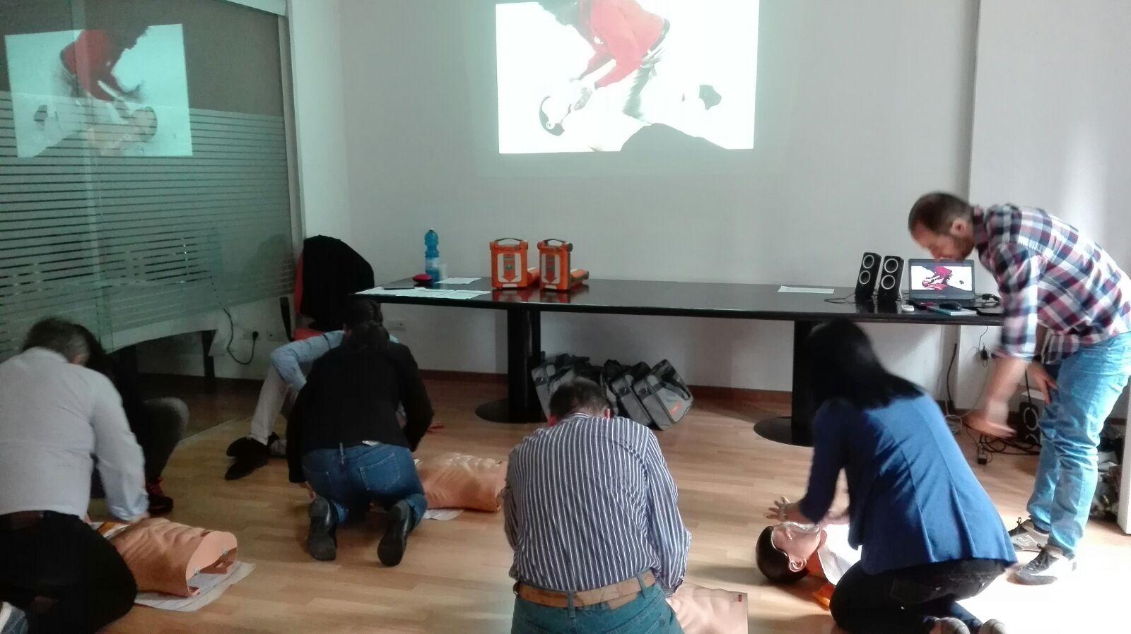 """IMG 5205 """"Aiutiamo a salvare vite"""": ora ci sono anche i giovani istruttori ANDI"""