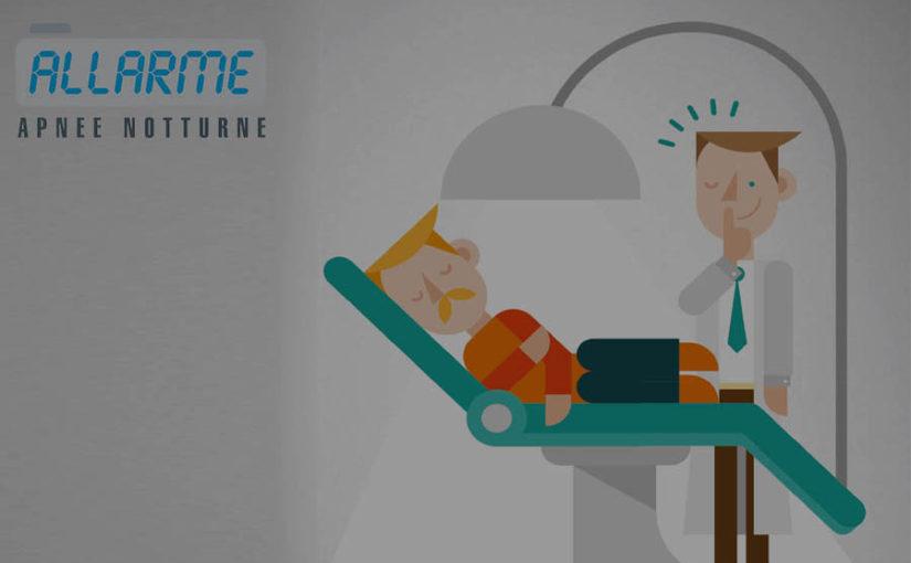apnee Campagna di sensibilizzazione Allarme Apnee Notturne