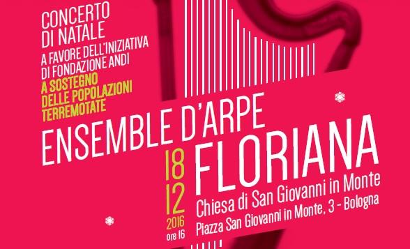concerto arpe ENSEMBLE D'ARPE FLORIANA