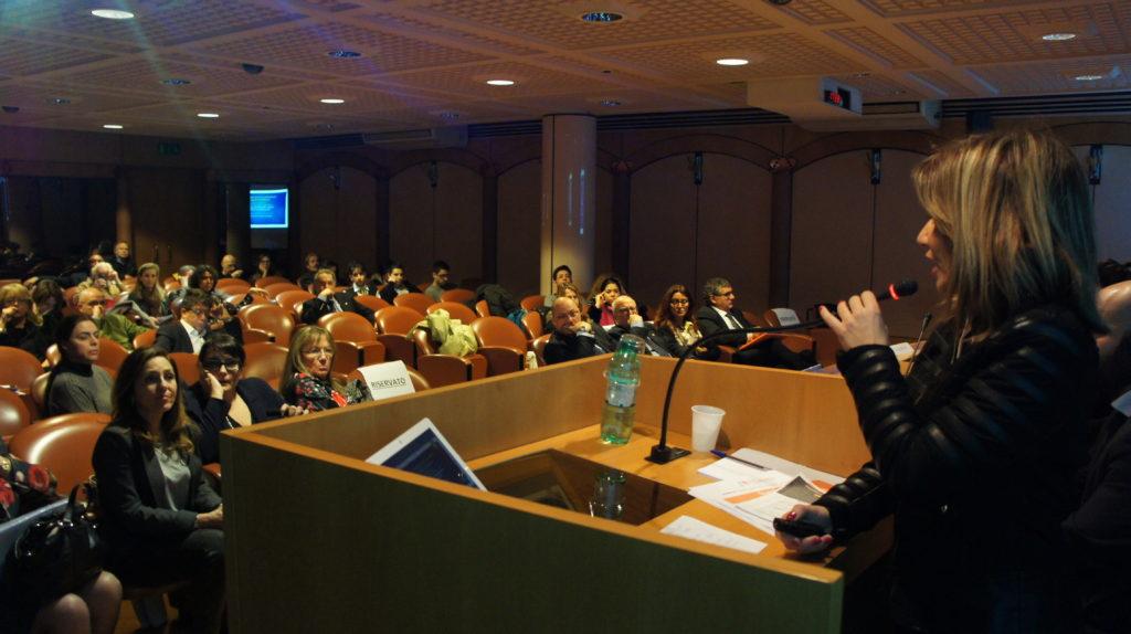 DSC06077 Odontoiatria al femminile. Il convegno di ANDI Roma e un premio a un nostro progetto.