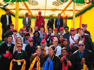 220 gruppo dei volontari ospedale Quella volta in cui incontrai il Dalai Lama