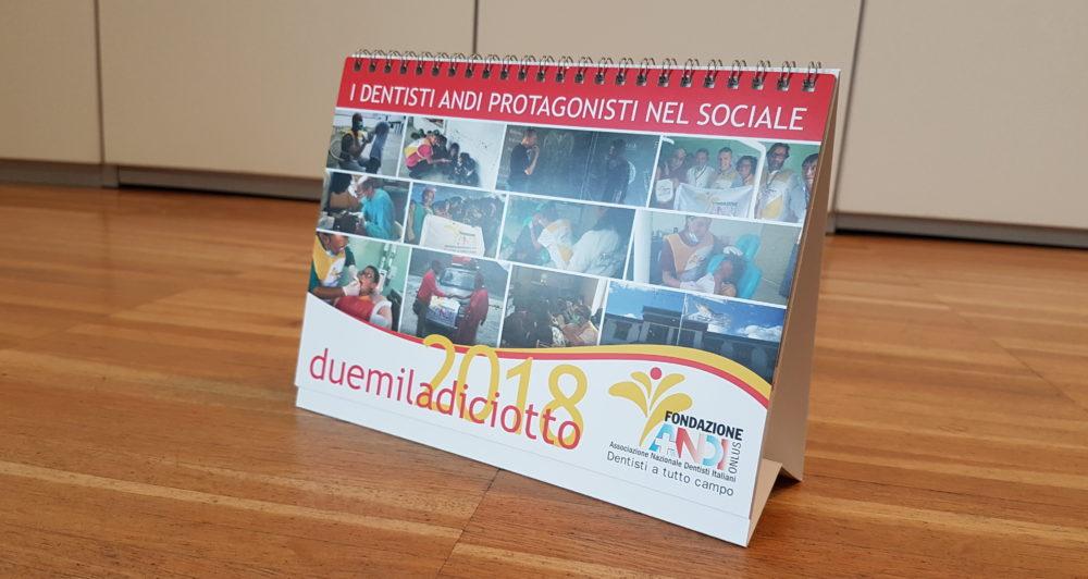 calendario 2018 e1511170499615 Calendario 2018 di Fondazione Andi!