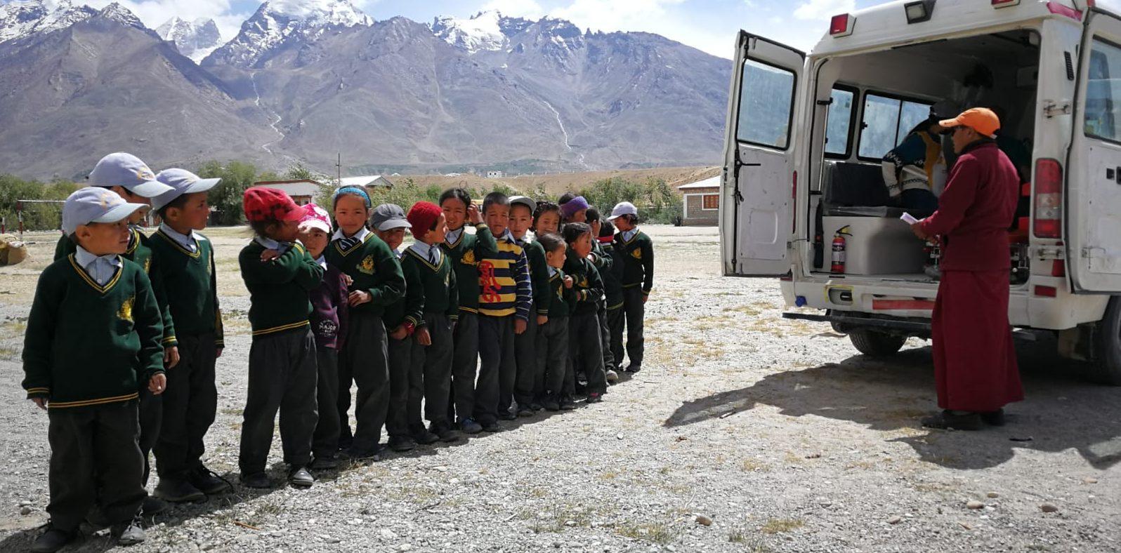 IMG 20180626 WA0021 e1530526916918 È la prevenzione il nuovo obiettivo del progetto Ladakh