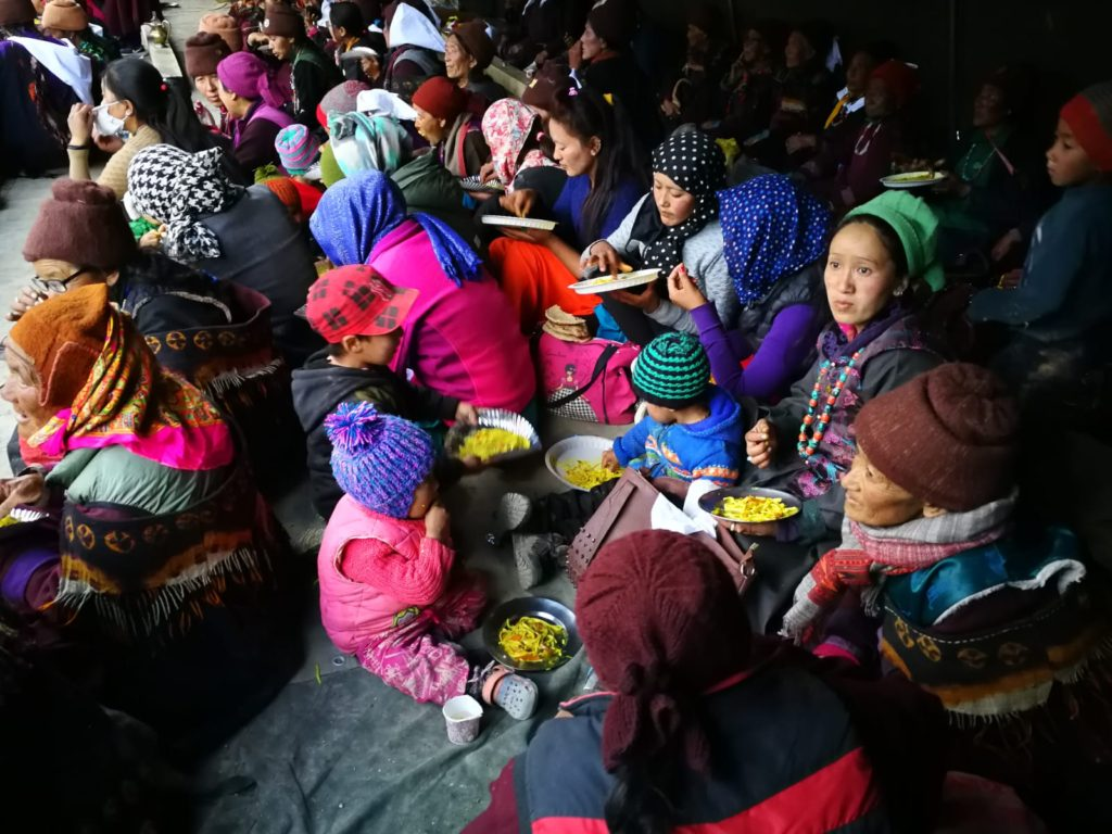 IMG 20180702 WA0019 #LiveFromLadakh/ Da dentisti a chef improvvisati, l'avventura in Ladakh continua!