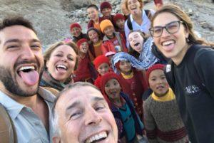 sorrisi e1539176954253 È la prevenzione il nuovo obiettivo del progetto Ladakh