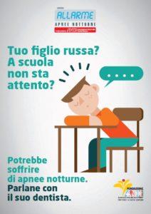 osas bambino Apnee Notturne