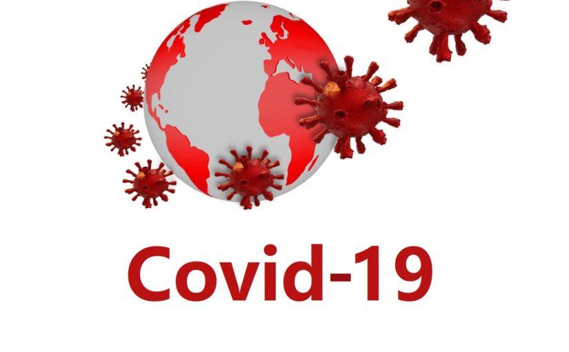 immagine covid 19 scritta 1 World Oral Health Day 2020: vicini ai pazienti e attenti alle regole anti contagio