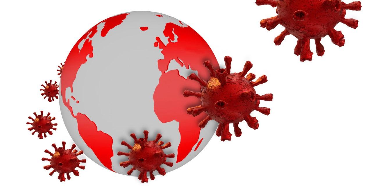 immagine covid 19 Emergenza Coronavirus #iorestoacasa