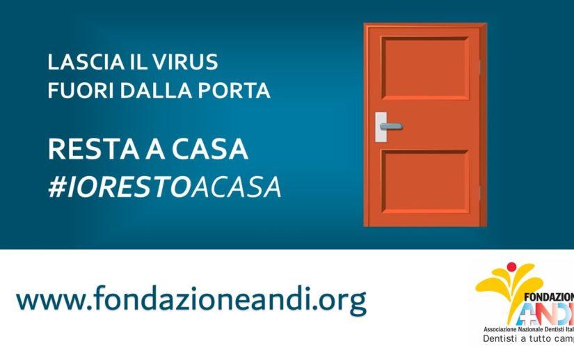 restaacasafondazione Emergenza Coronavirus: Fondazione ANDI non si ferma