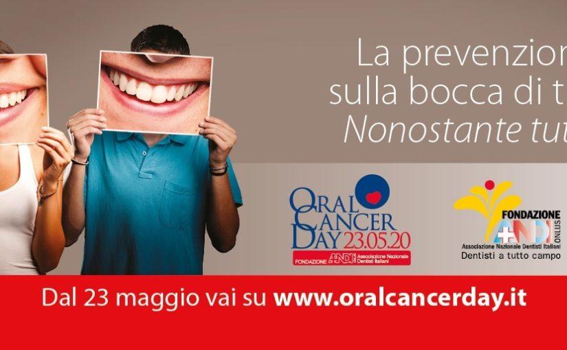 nl 2020 056 sito Oggi è l'Oral Cancer Day! Nonostante tutto.