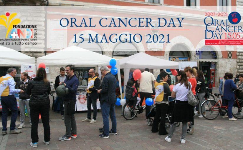 copertina fb ocd2021 15/05/21 Oral Cancer Day