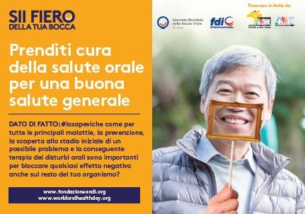 keymessage overallhealth Giornata Mondiale della Salute Orale