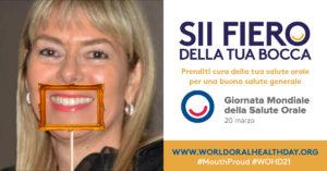 poster ciabattini def Giornata Mondiale della Salute Orale