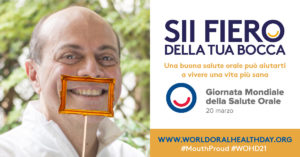 poster mancini def1 Giornata Mondiale della Salute Orale