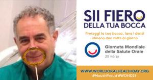 poster teofili def Giornata Mondiale della Salute Orale