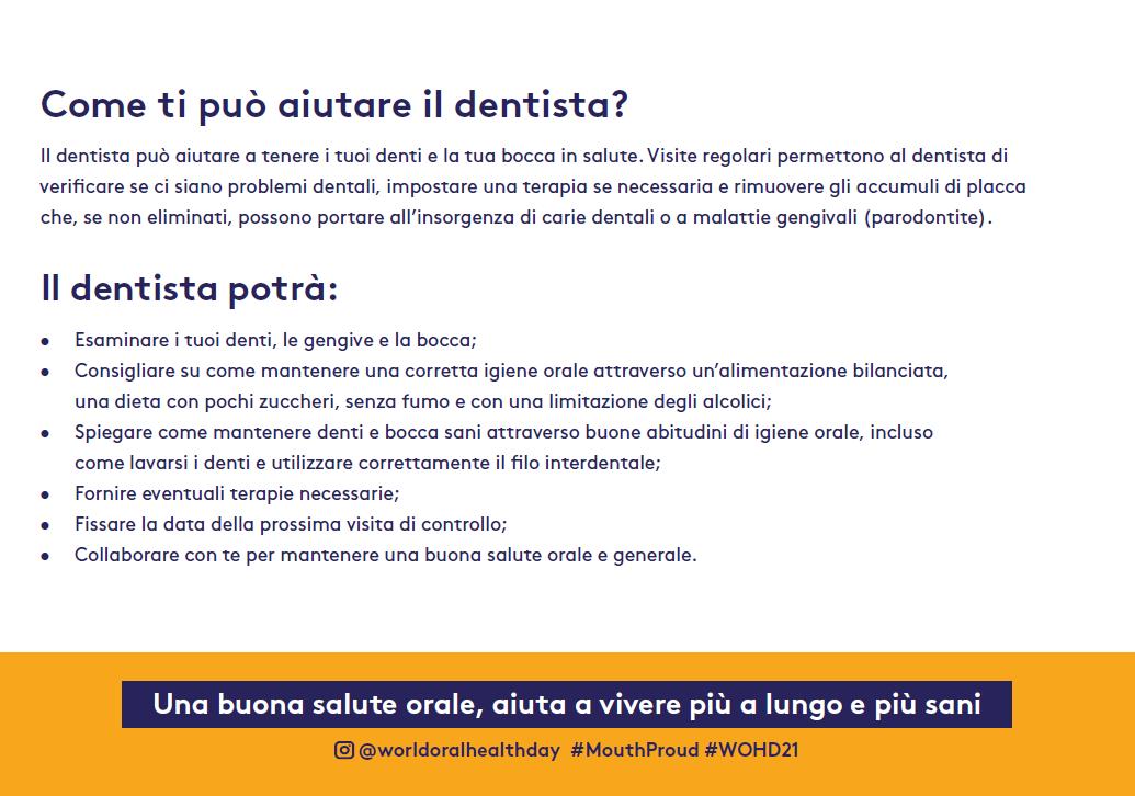 retro visitthedentist Vai regolarmente dal dentista