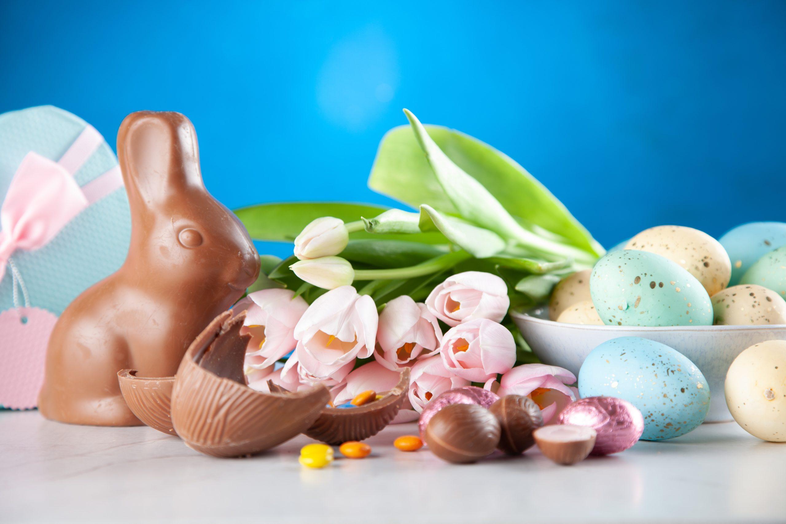 1 aprile scaled L'uovo di cioccolato a Pasqua