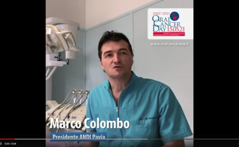 screen colombo Video appello OCD 2021 - Marco Colombo