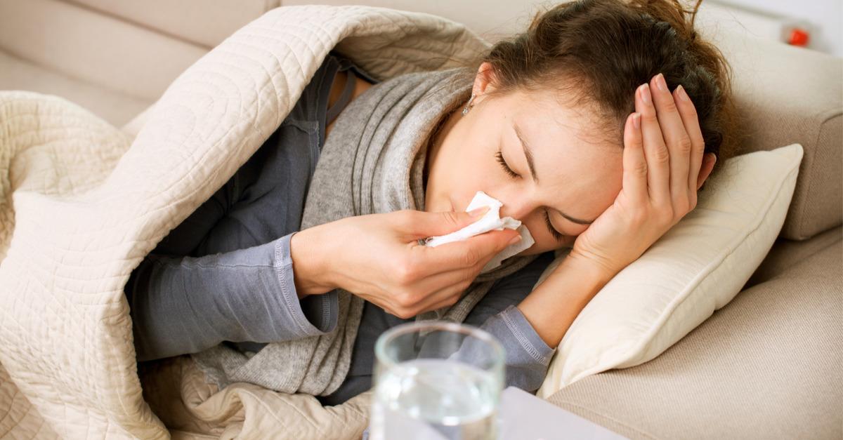 shutterstock 118647259 LINK Come affrontare al meglio la stagione del raffreddore e dell'influenza