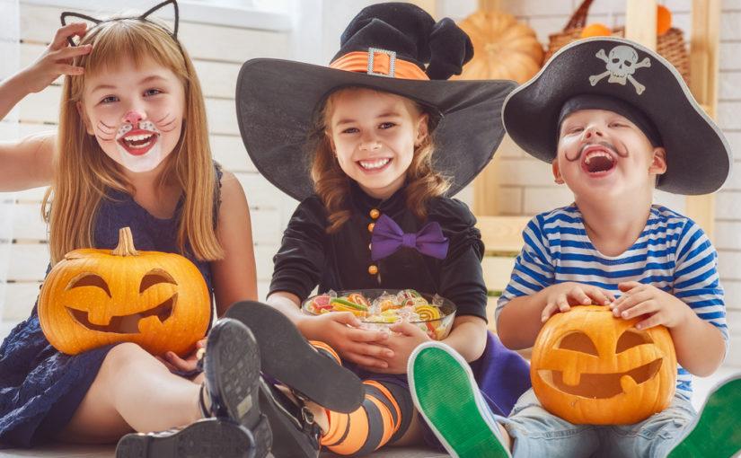 shutterstock 482851483 LINK Come sopravvivere ai dolcetti di Halloween